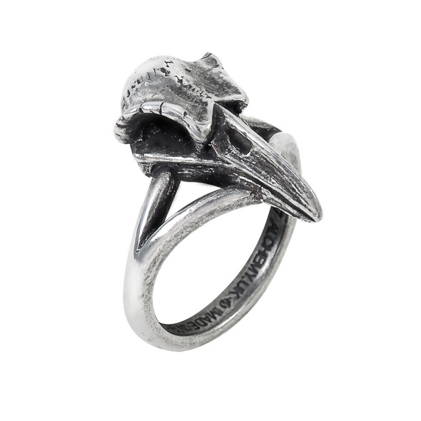 Little Raven ring