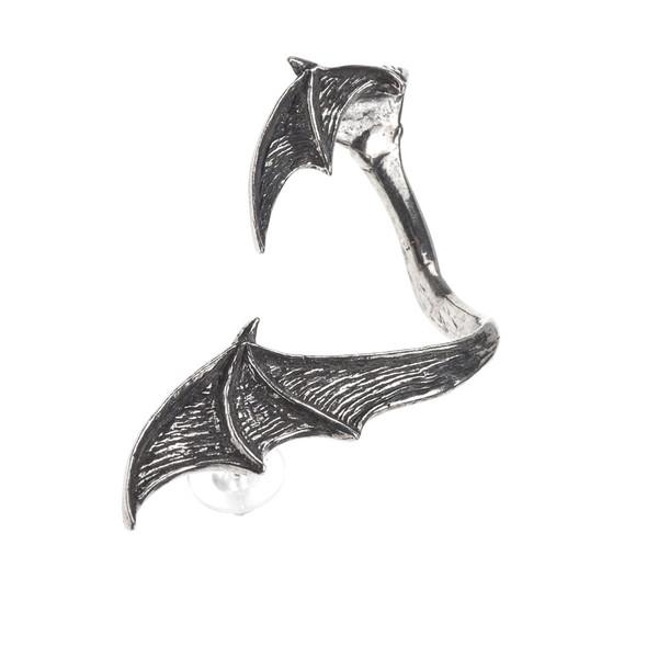 Batwing Ear wrap
