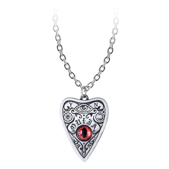 ouija planchette necklace