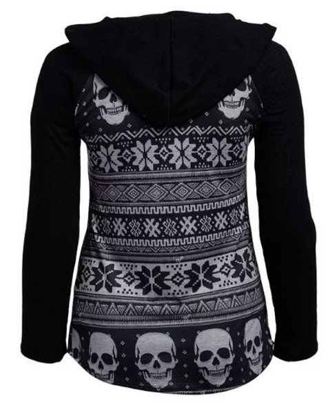 A Cold Death Hoody