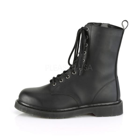 10 Hole vegan combat boots