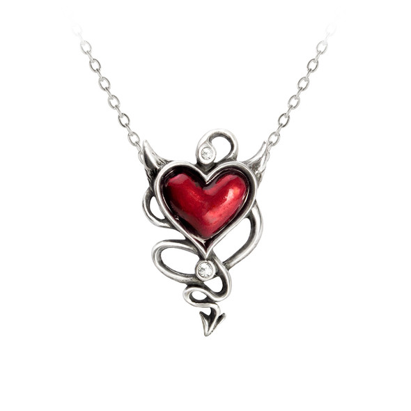 little devil necklace