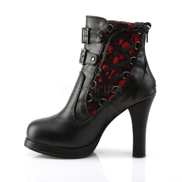 Crypt Crawler Ankle Boots