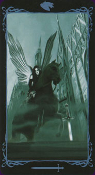 Dark Angels Tarot