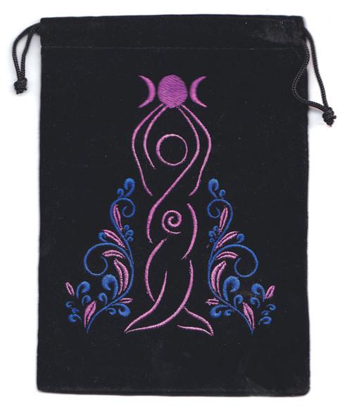 velvet goddess bag