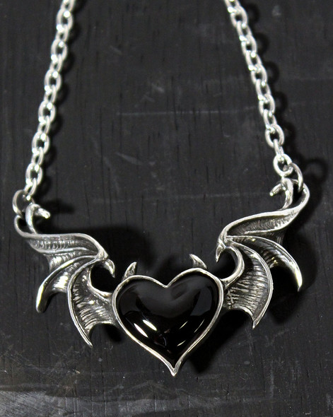 My Black Soul Necklace