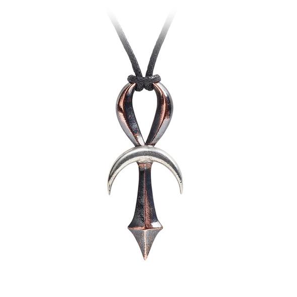Lunaris Ankh Necklace