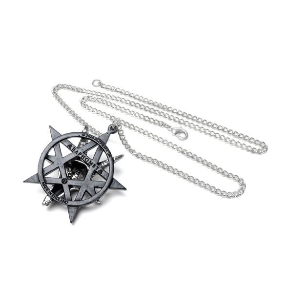 Baphomet Pentagram Necklace