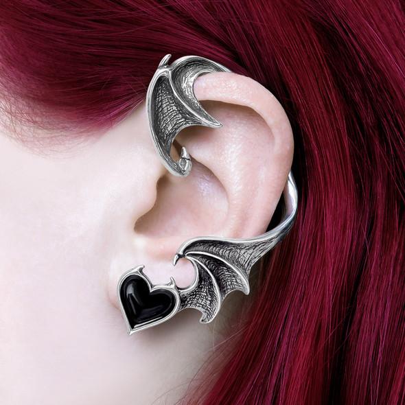 My Black Soul Earwrap