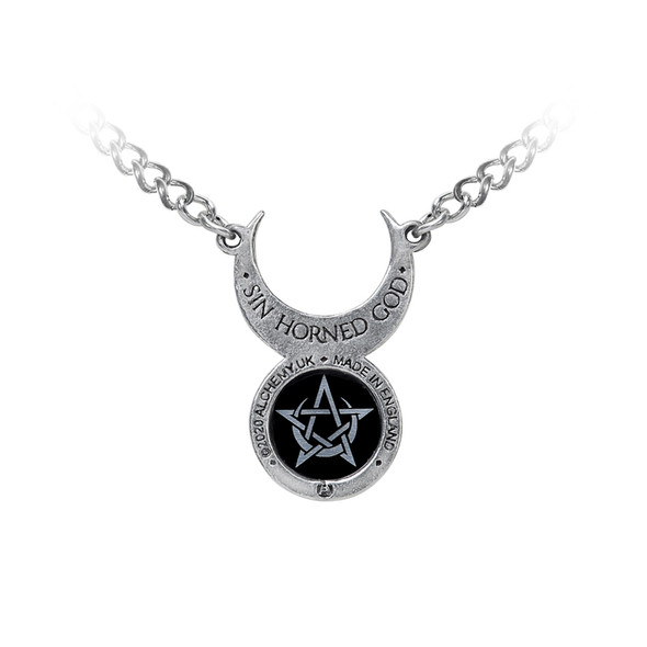 Horned God Necklace