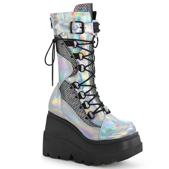 Comet Catcher Wedge Boots