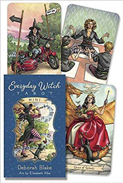 Everyday Witch Mini Tarot