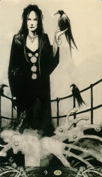A Murder of Crows Tarot Deck