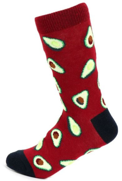 A Toast to Avocados Socks