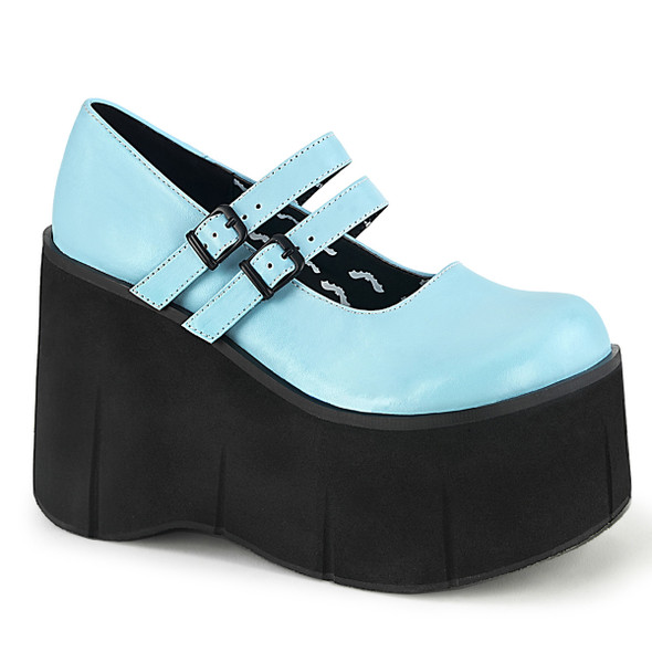 Blue Monday platform Mary Janes