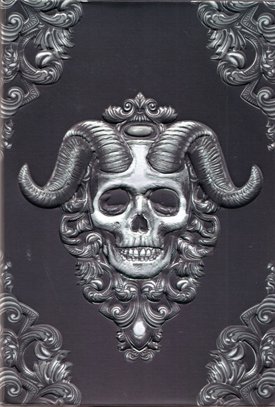 Demon Skull blank Journal