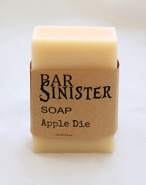 Apple Die Soap