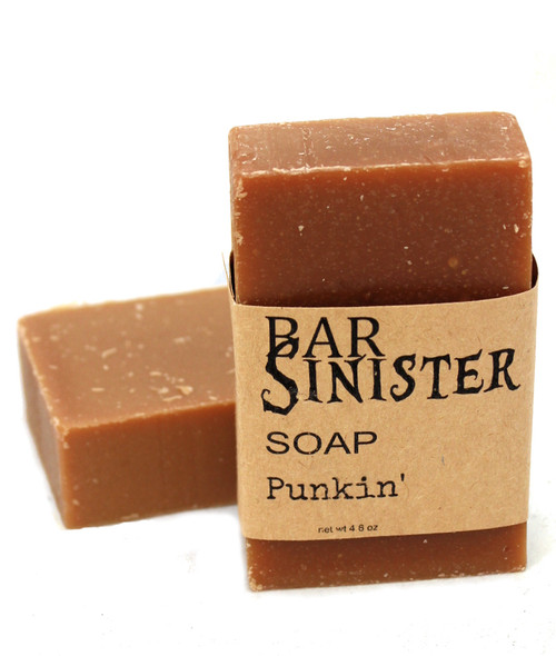 Punkin'  Soap