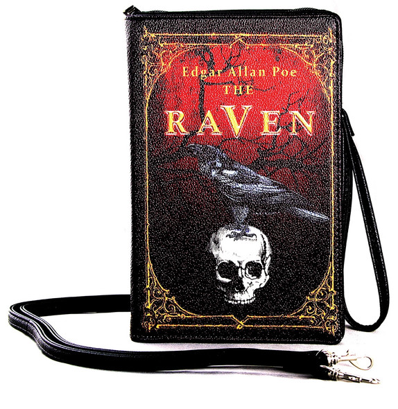 The Raven Book Purse