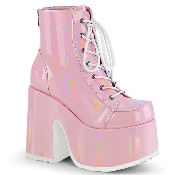Pink Holo Tendencies Boots