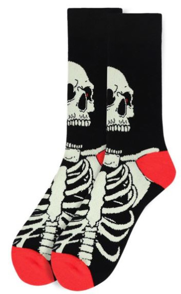 Skeleton men's Socks