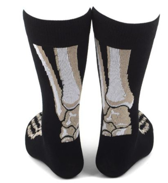 Foot Bones men's Socks