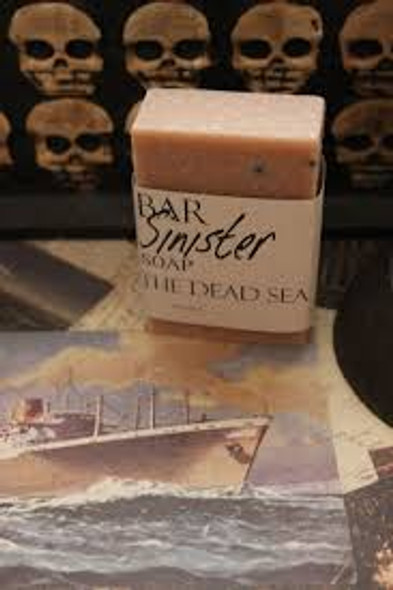 Bar Sinister  Dead Sea Soap