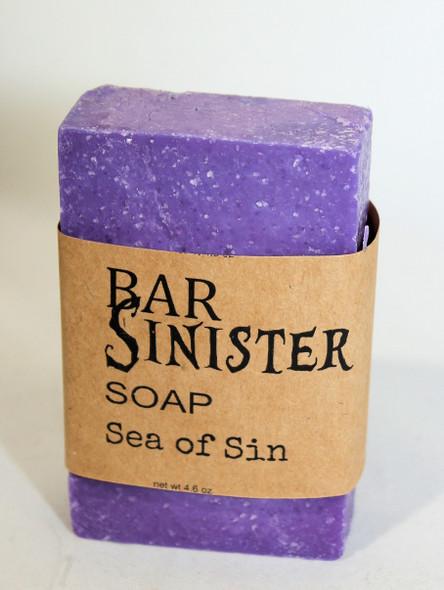 Sea of Sin Soap
