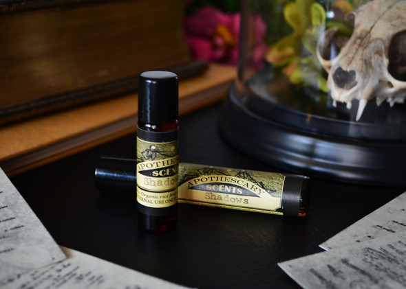 Shadows Perfume Oil