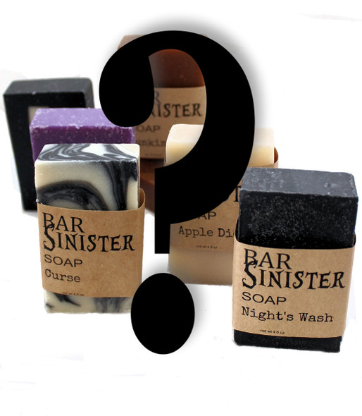 Mystery Soap Bundle-2 Bars