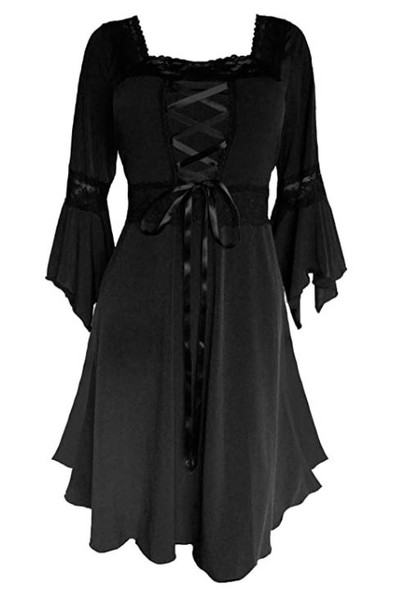 Black Rennaissance  Dress