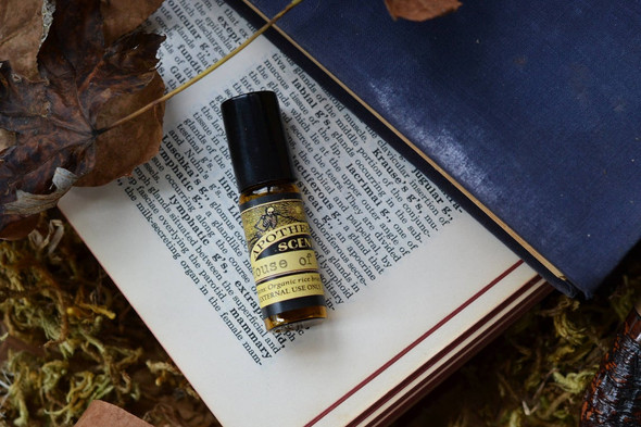 House of Usher  Perfume Oil
