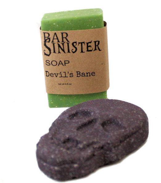 Devil's Bane Soap and Bath Bomb Gift Set