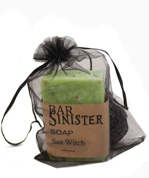 Sea Witch Soap and Bath Bomb Gift Set