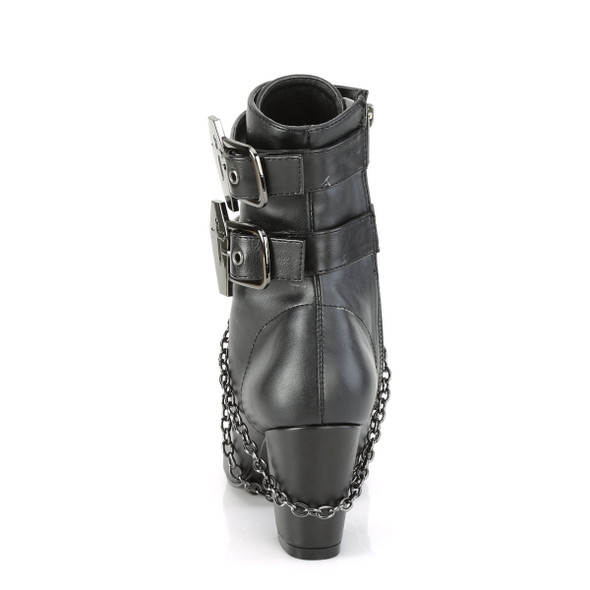 Matte Chained in my Coffin Boots