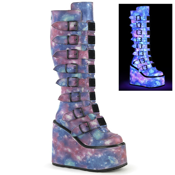 Cosmic Swing Boots