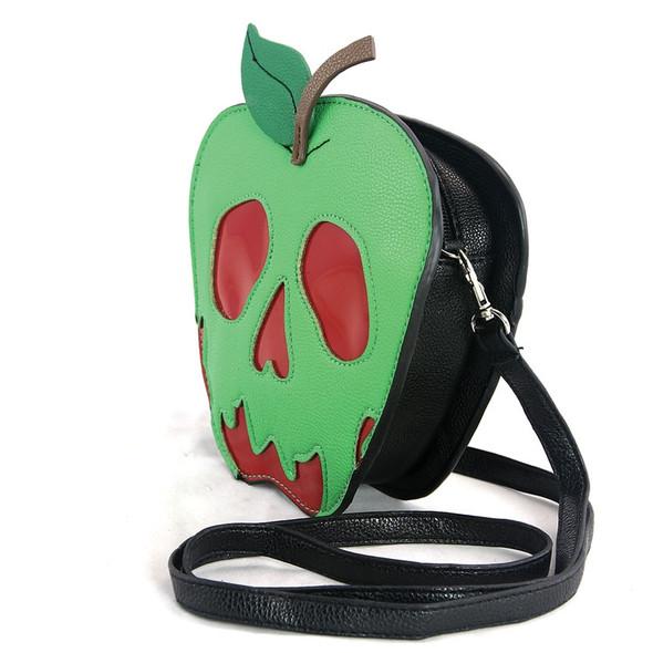 Poisoned Apple Crossbody Bag