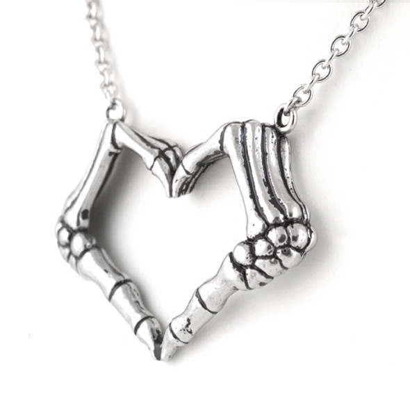 I Love You To Death Necklace
