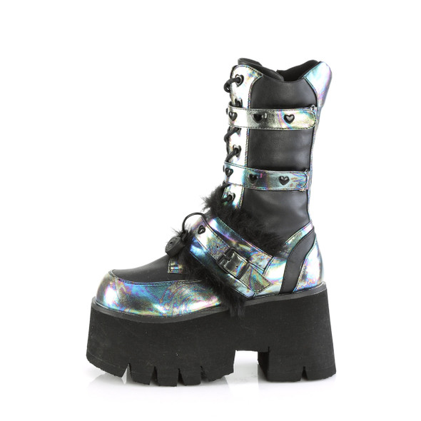 Locked to Love Holo Boots
