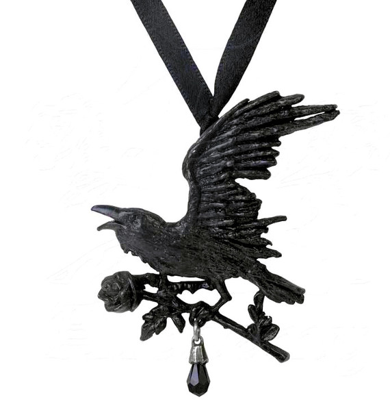 Harbinger of Death Necklace
