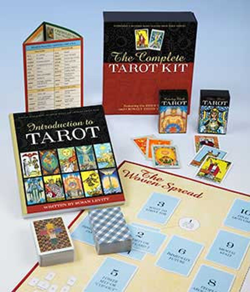 The Complete Tarot Kit Deck & Book