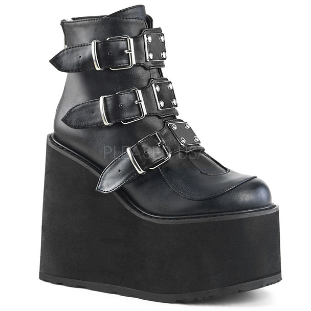 Tres Buckle Boots
