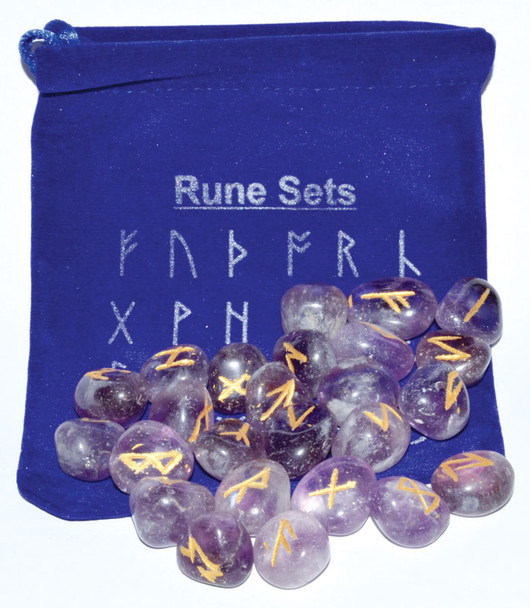 amethyst runes set