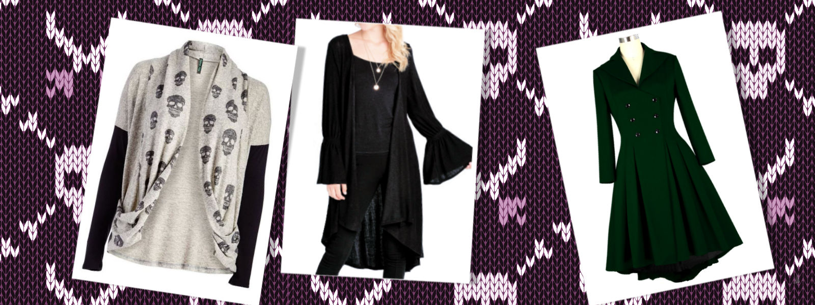gothic coats