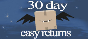 30 day easy returns. no rma required