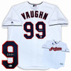 Charlie Sheen Autographed Signed Indians Majestic Jersey