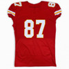 Travis Kelce Autographed Signed Jersey - Game Cut Style - Beckett Authentic