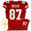 Travis Kelce Autographed Signed Jersey - Game Cut Style