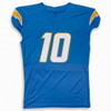 Justin Herbert Autographed Signed Jersey - Game Cut Style - Beckett Authentic