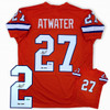 Steve Atwater Autographed Signed Jersey - Orange